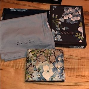 100% Authentic Gucci Men's Wallet (limited edition